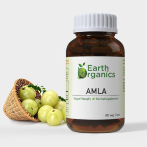 Earth Organics Amla Capsules
