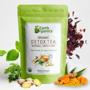Earth Organics Detox Tea