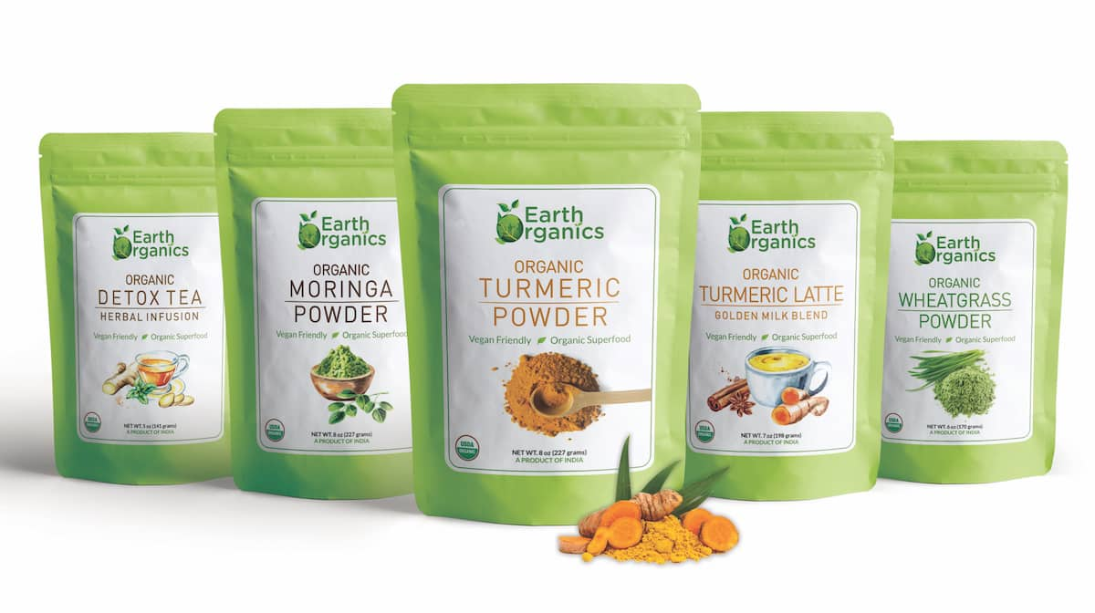Earth Organics Superfoods
